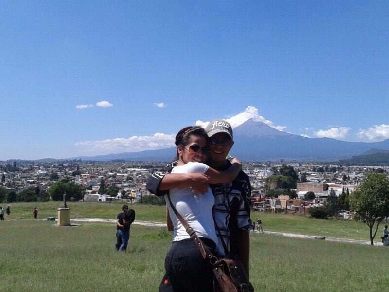 Jess & Carlos from Puebla