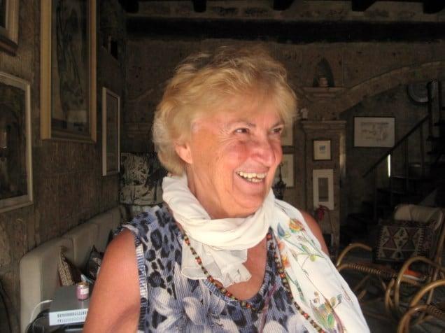CIAO SONO MARCELLA,  mi divido tra Firenze e Civit