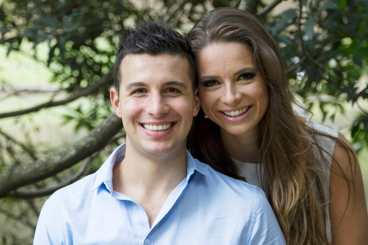 Caroline & Jacopo from Venice