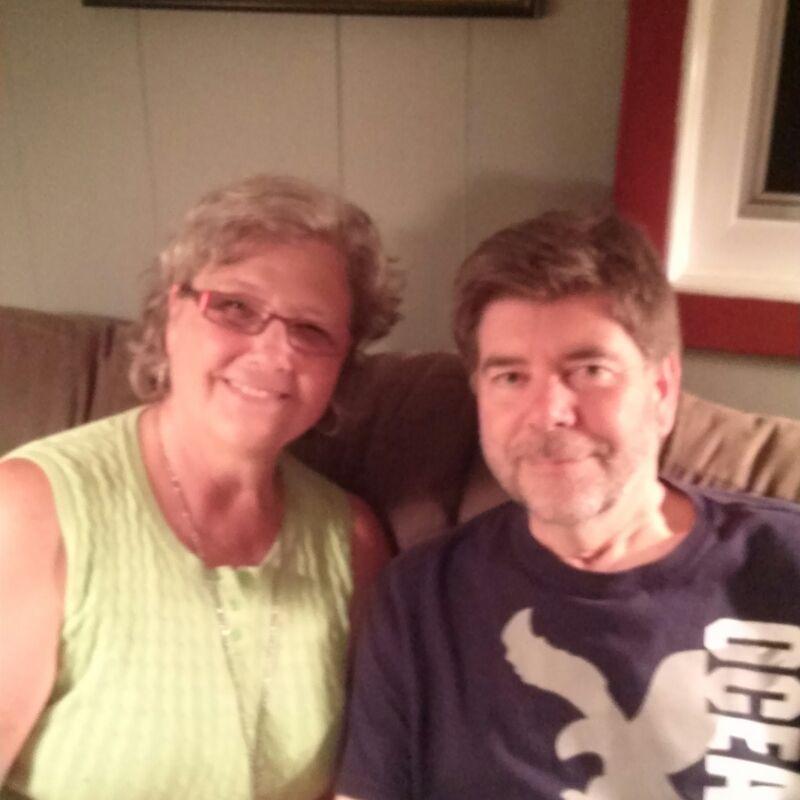 I live in Harrisonburg, VA. My husband and I both