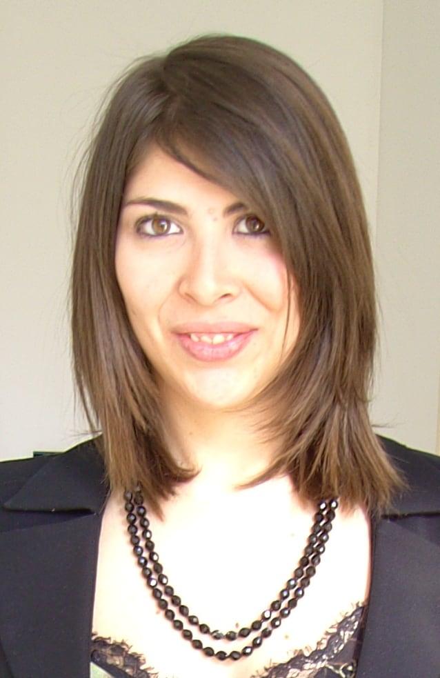 Adriana From Castellammare del Golfo, Italy