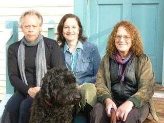 Jerri, her husband Robert & sister Janine all own