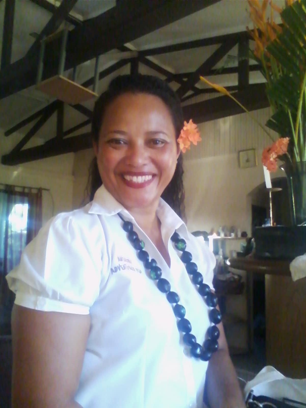 Eunice from Nadi