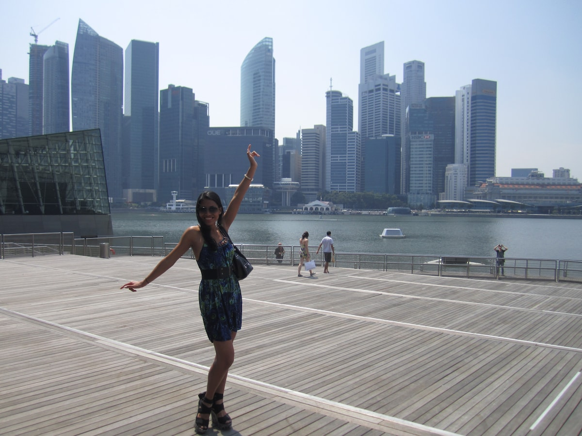 Victoria From Singapore