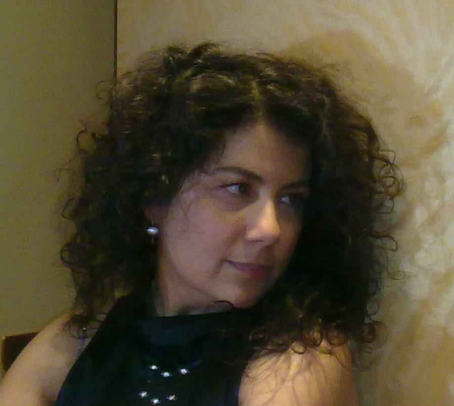 Hello! My name is Caterina,  I am 47 years old an