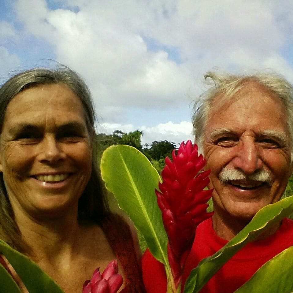 Jane And Pedro From Hōlualoa, HI