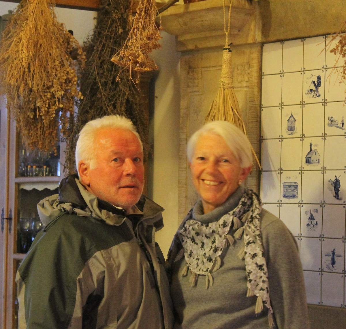 Alfons & Pamela From Ostbevern, Germany