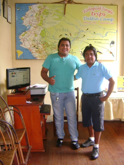 Diego from Iquitos