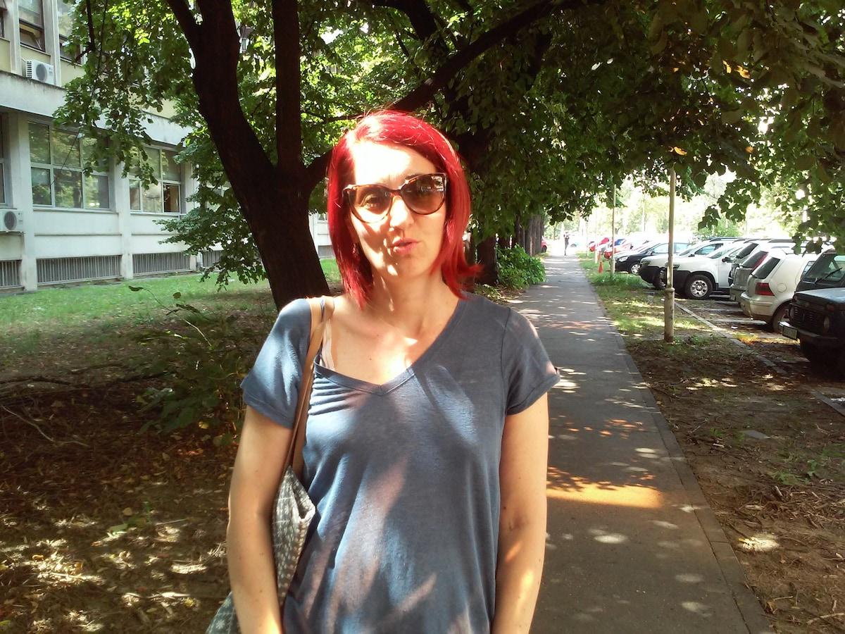 Ivana from Cavtat