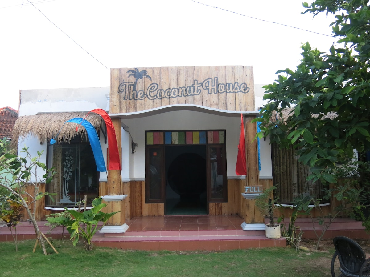 The Coconut House From Indonesia