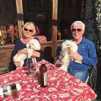 Jeannie And Jerry from Gaiole In Chianti