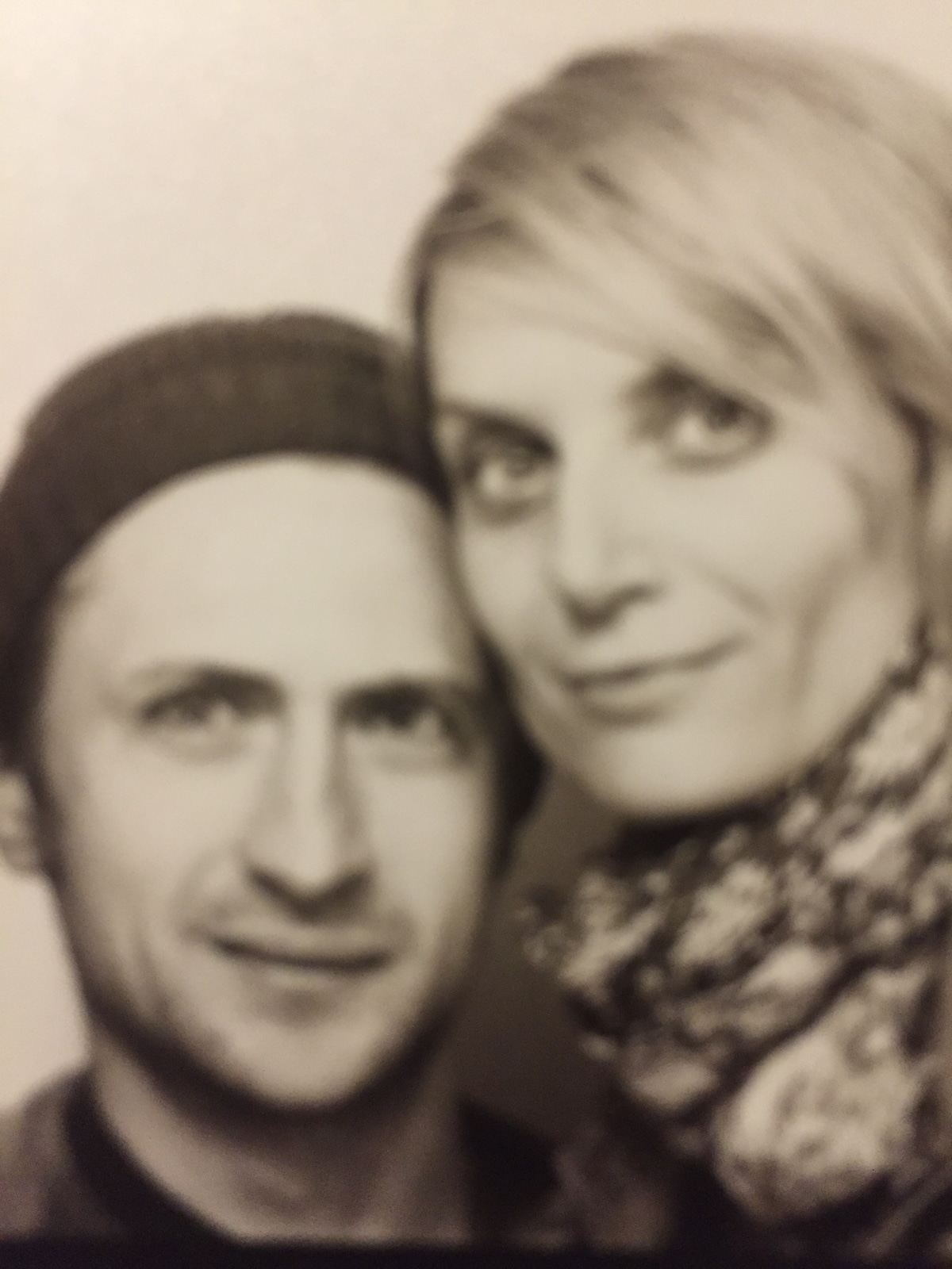 Bozena & Robert From Warsaw, Poland