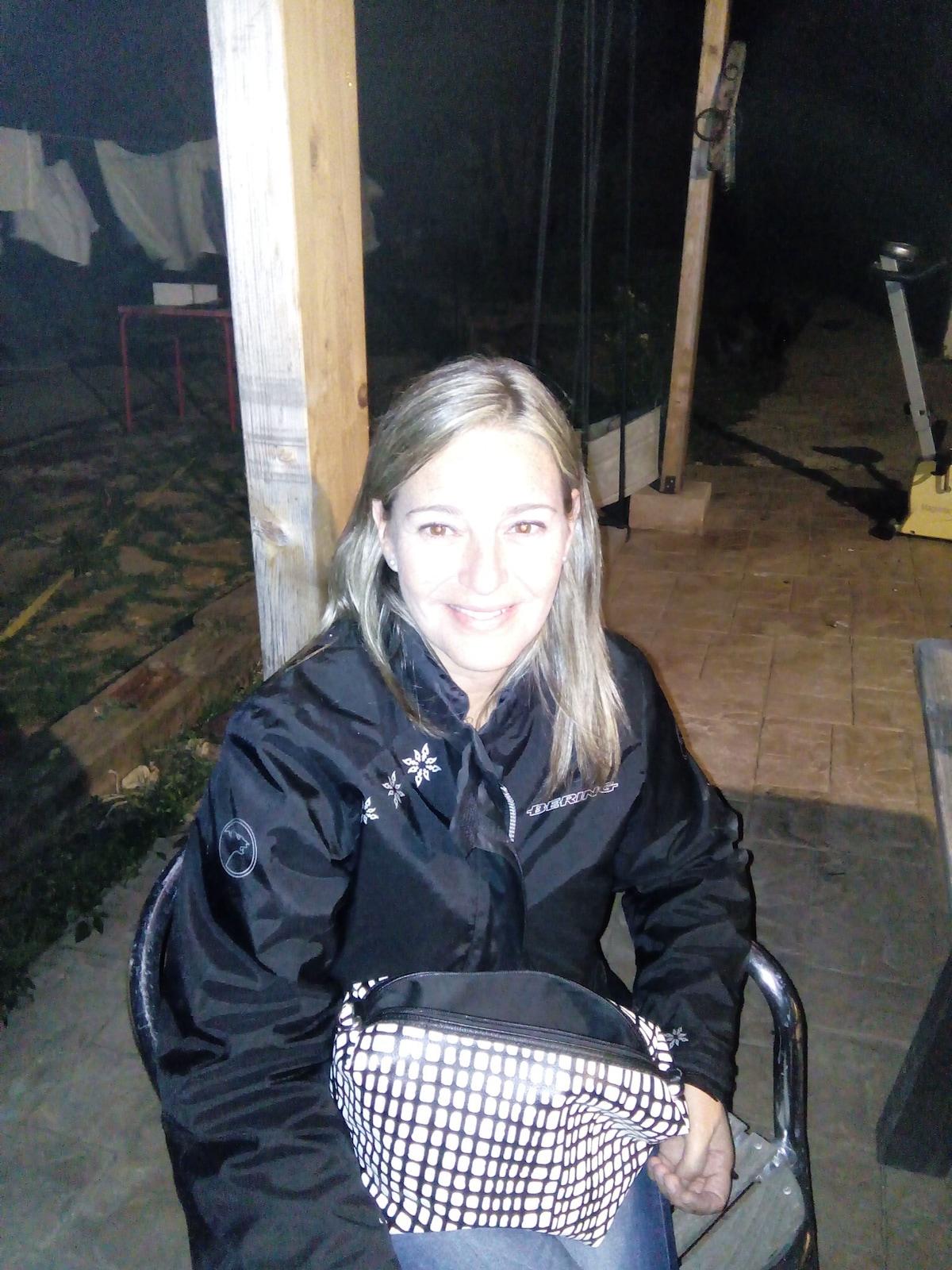 Cristina from Huelva