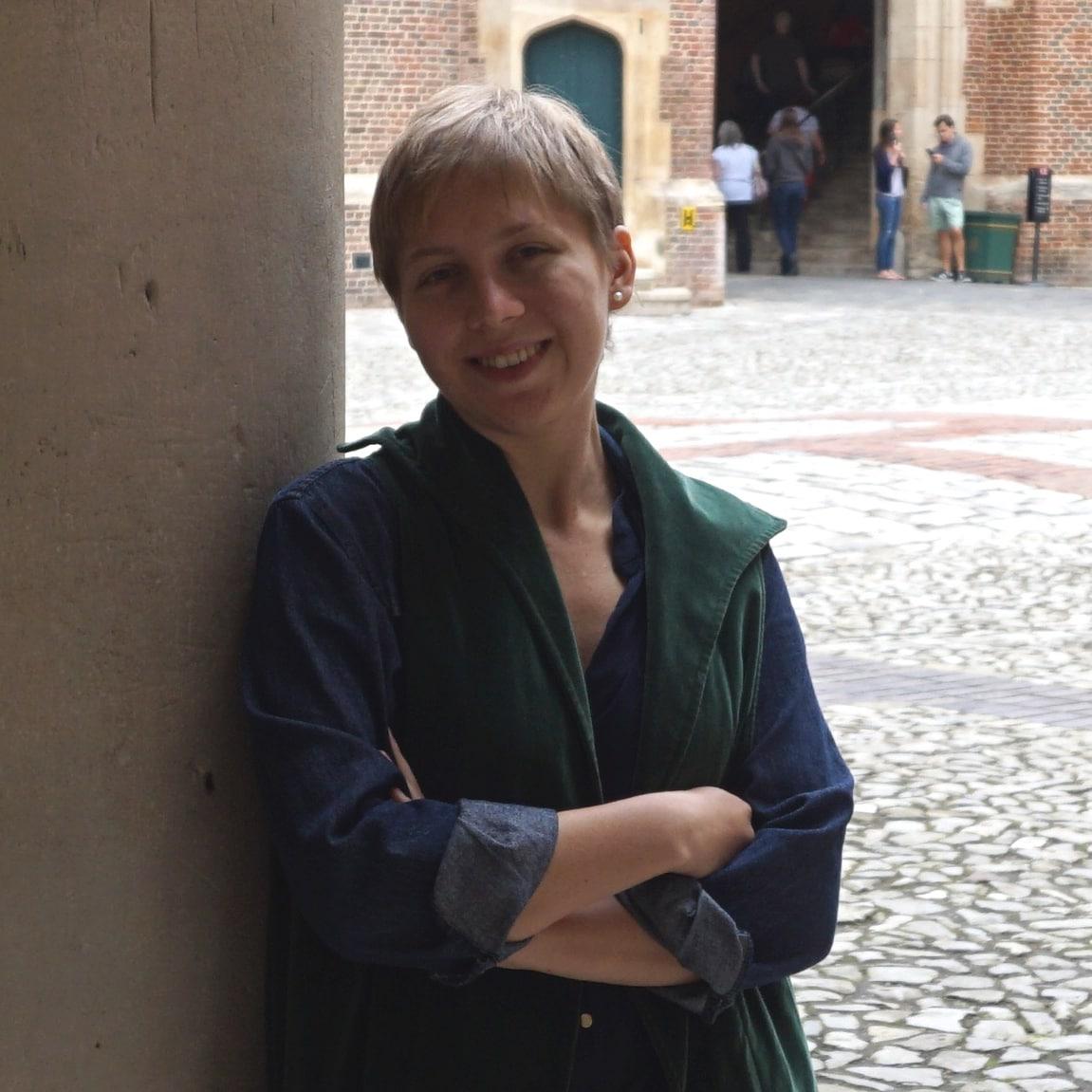 Agnieszka from London