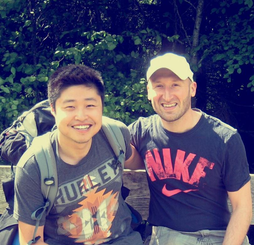 Walter & Fan From Munich, Germany