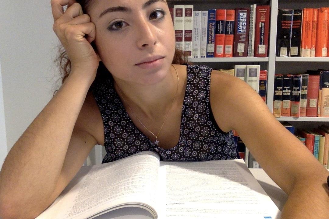 Lorena from Perugia