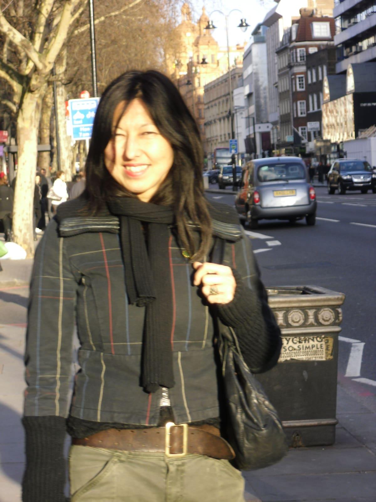 Yoko from London