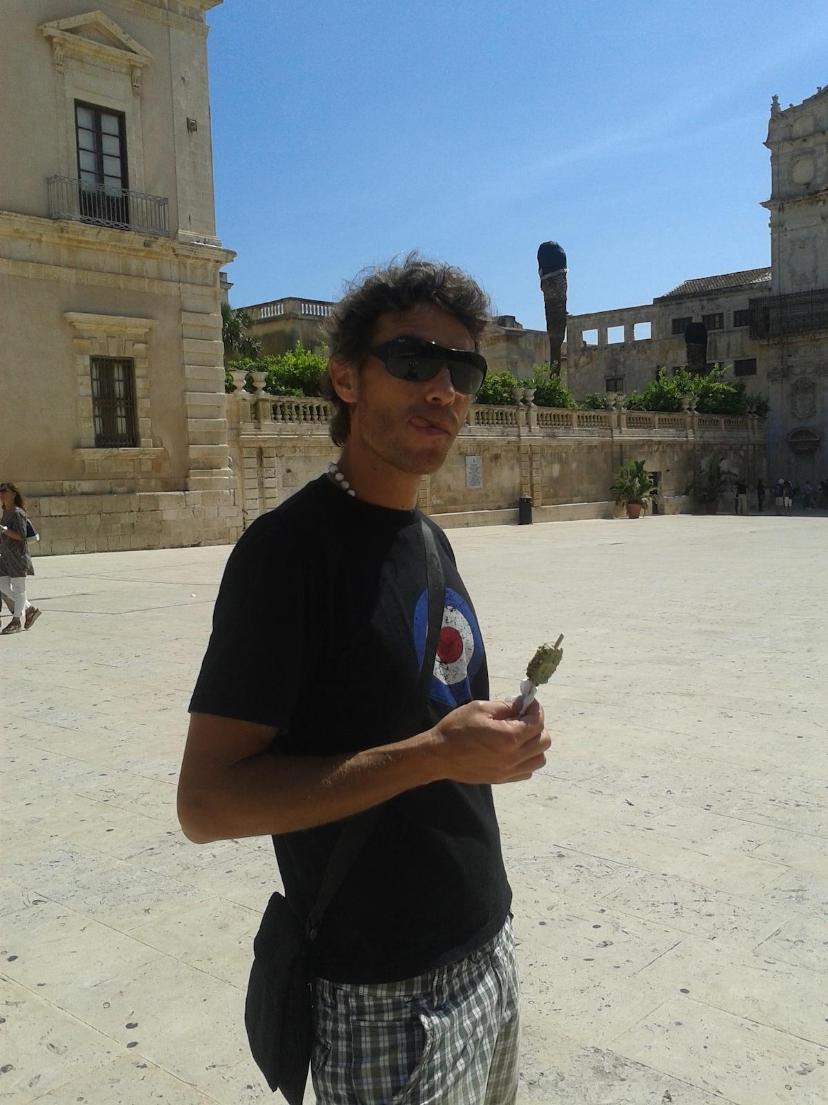 Cristiano from Focene