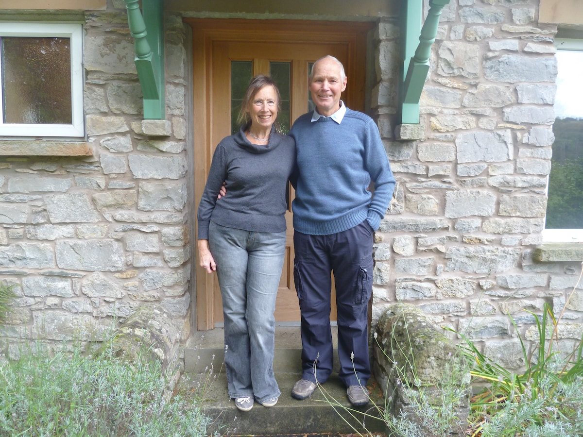 Laraine & Bill From Grange-over-Sands, United Kingdom