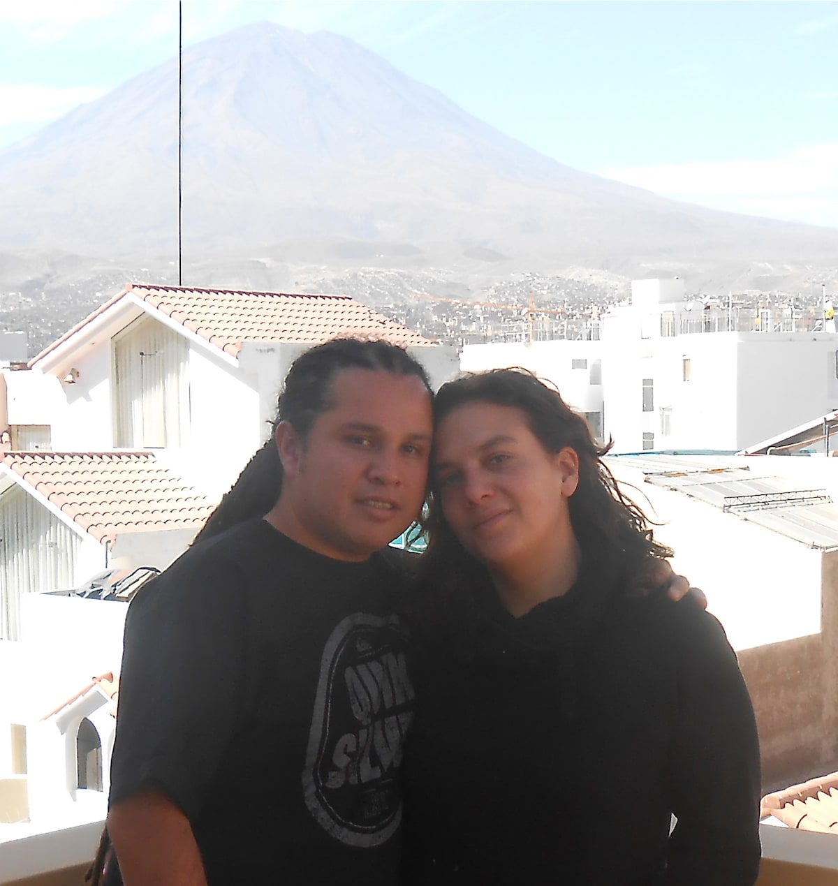 Karen And Antonio from Arequipa