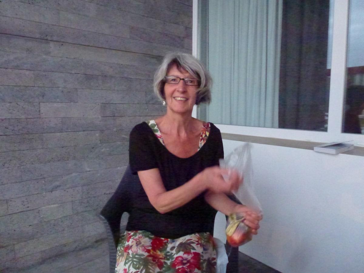 Helga From Sigmaringen, Germany