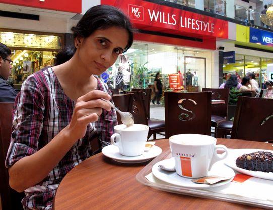 Ritu From Siolim, India