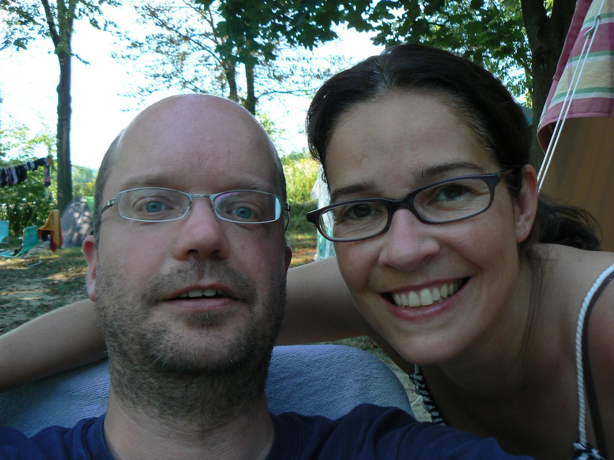 We are a couple, and both work at a Dutch Universi