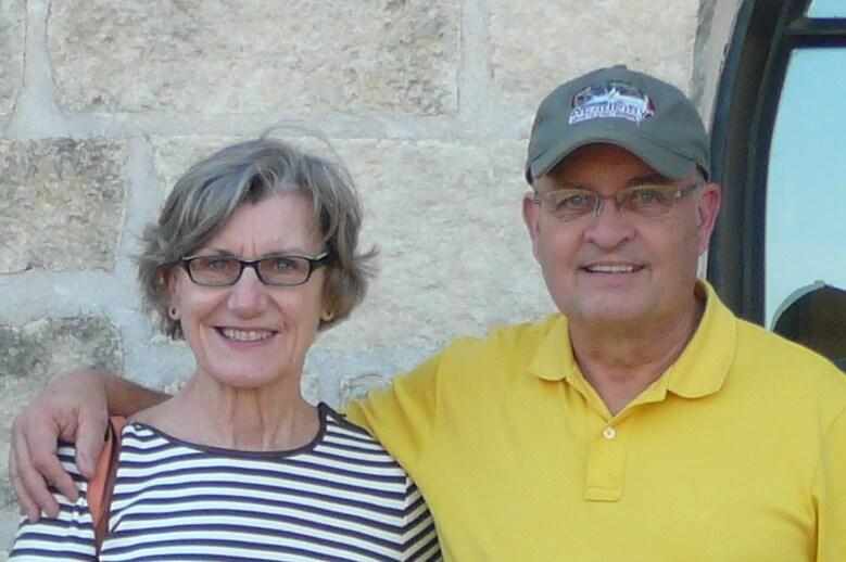 Gary & Mary Jo from McKinney