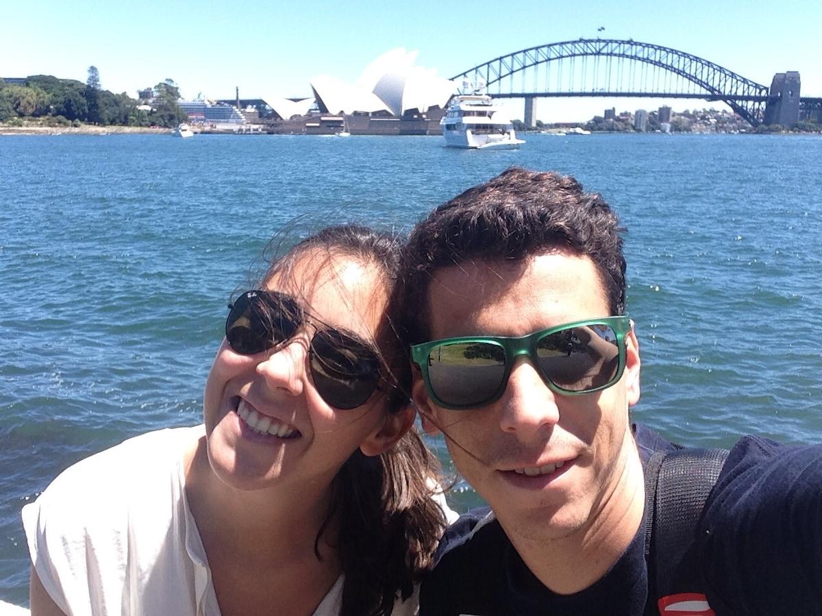 Beatriz from Sydney