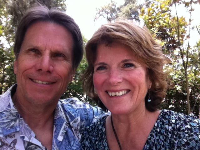 Bruce And Mary from Healdsburg
