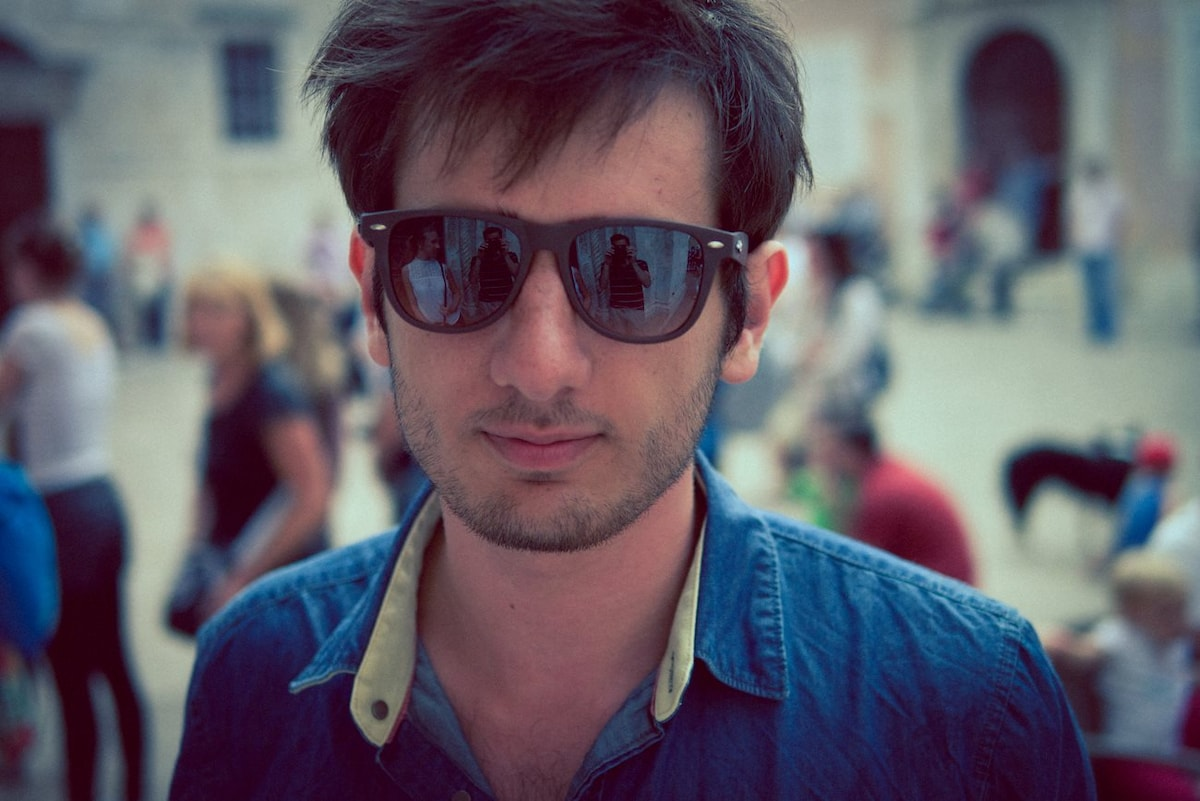 Thibault from Levallois-Perret