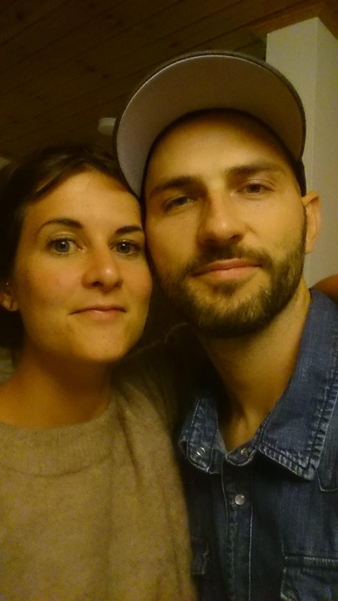 Malthe & Karen From Melby, Denmark