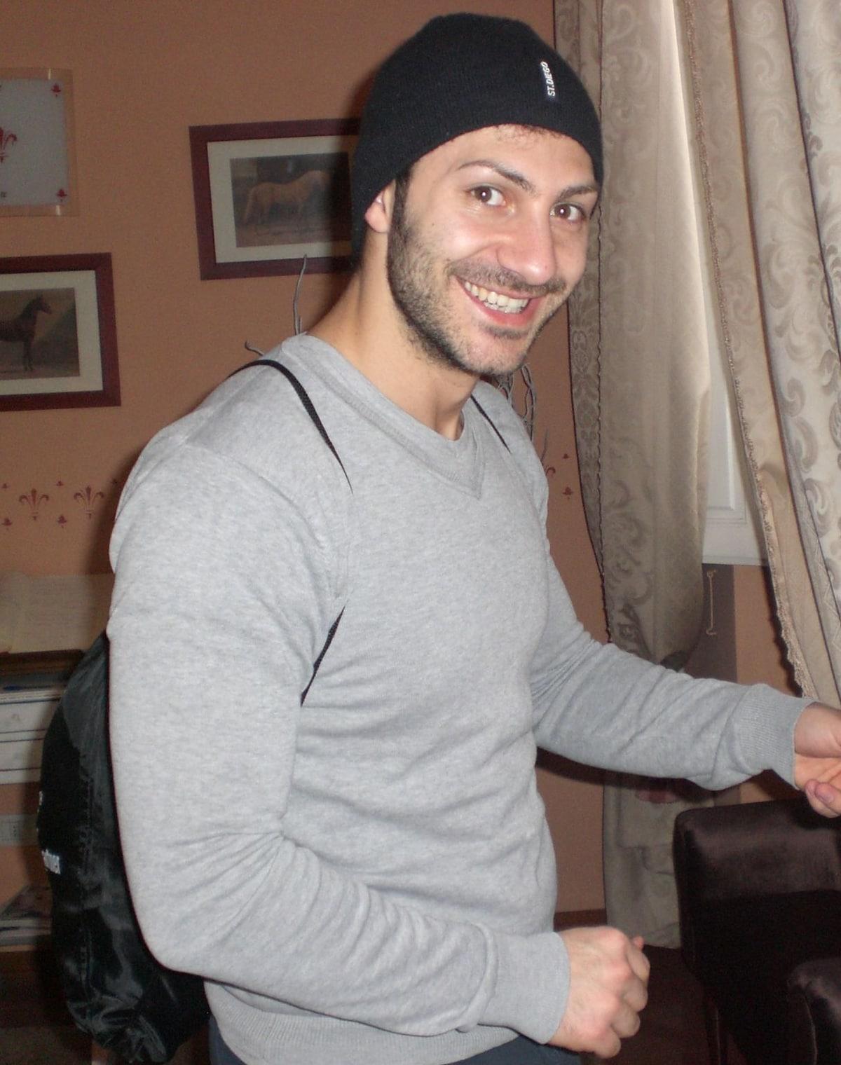 Pellegrino from Olbia