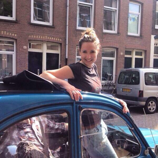 Marjolein From Nijmegen, Netherlands