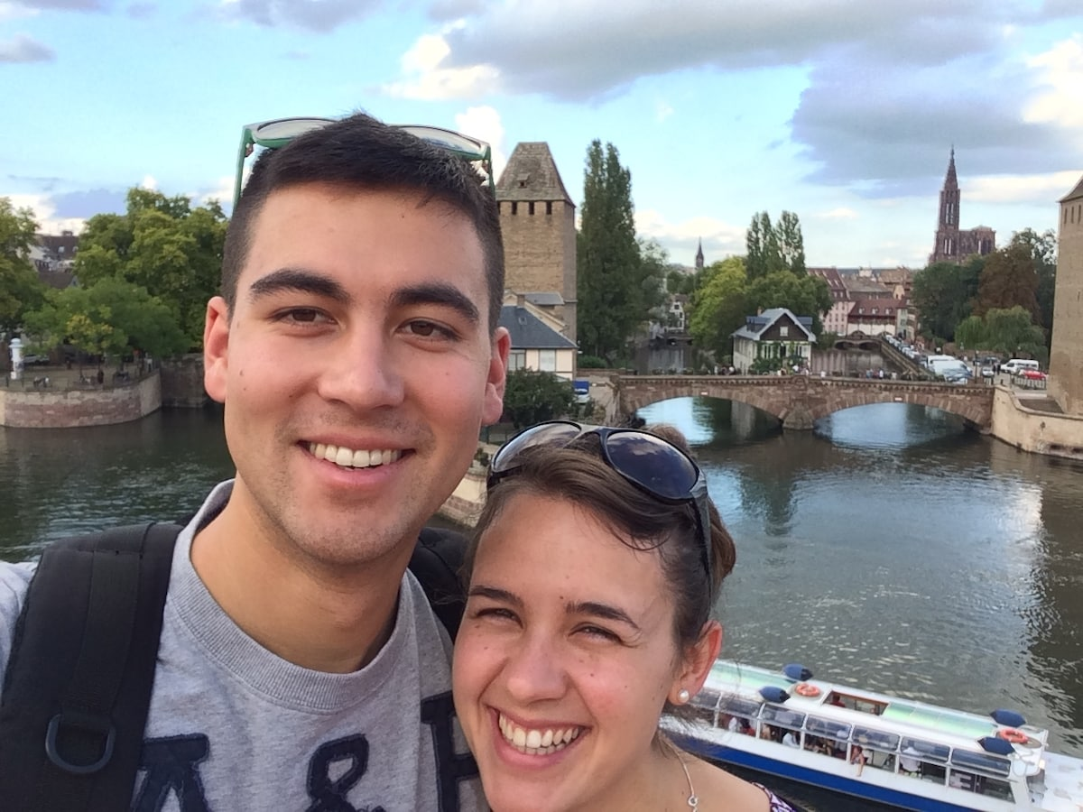 Quentin Et Marie-France from Strasbourg