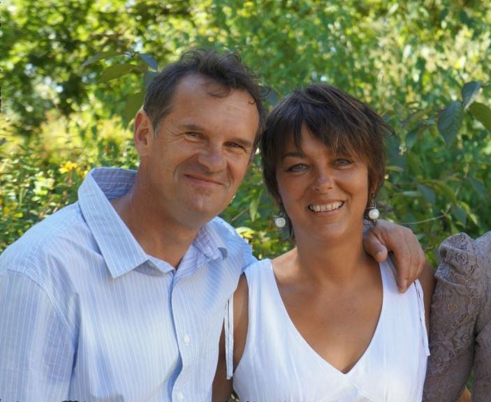 Christine & Stéphane From Saint-Mesmin, France