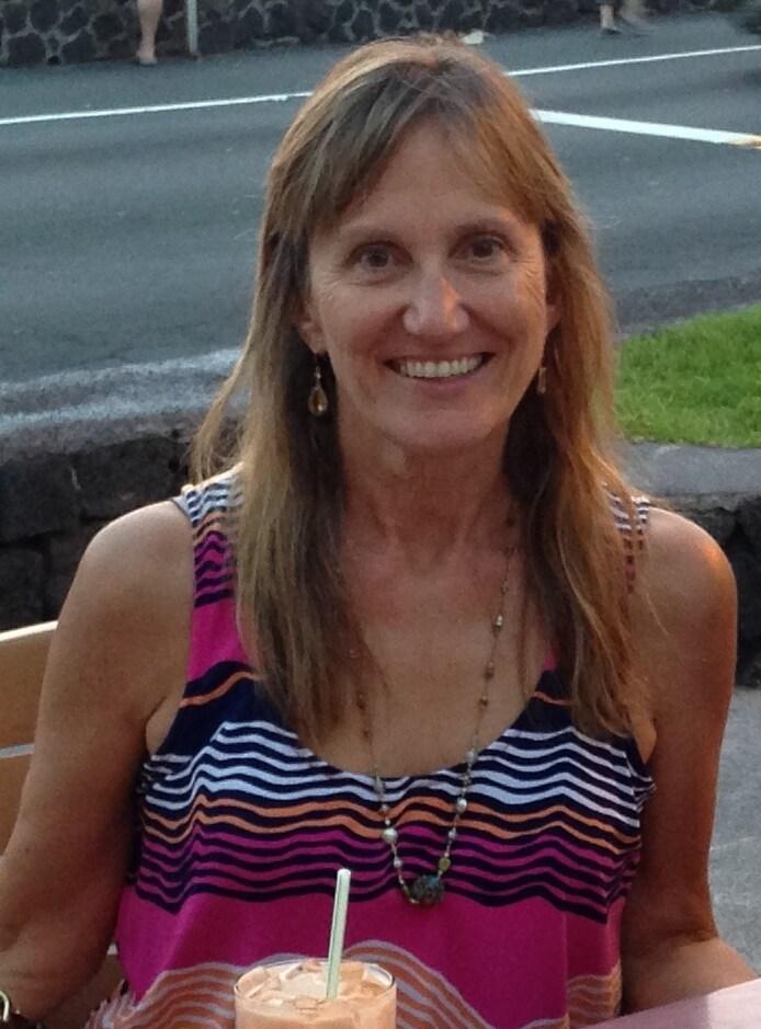 Sharon from Kailua-Kona