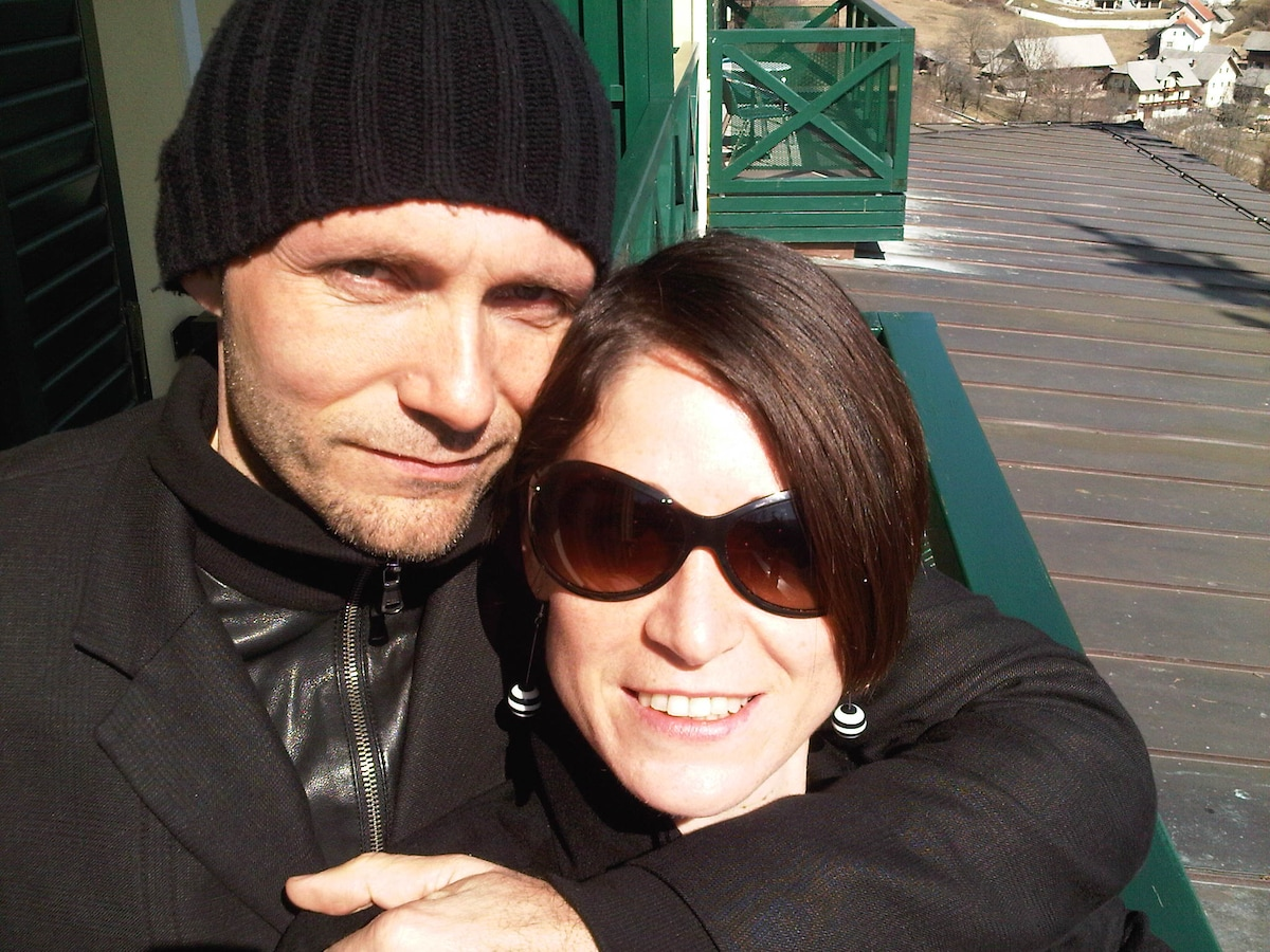 Irena And Tomo