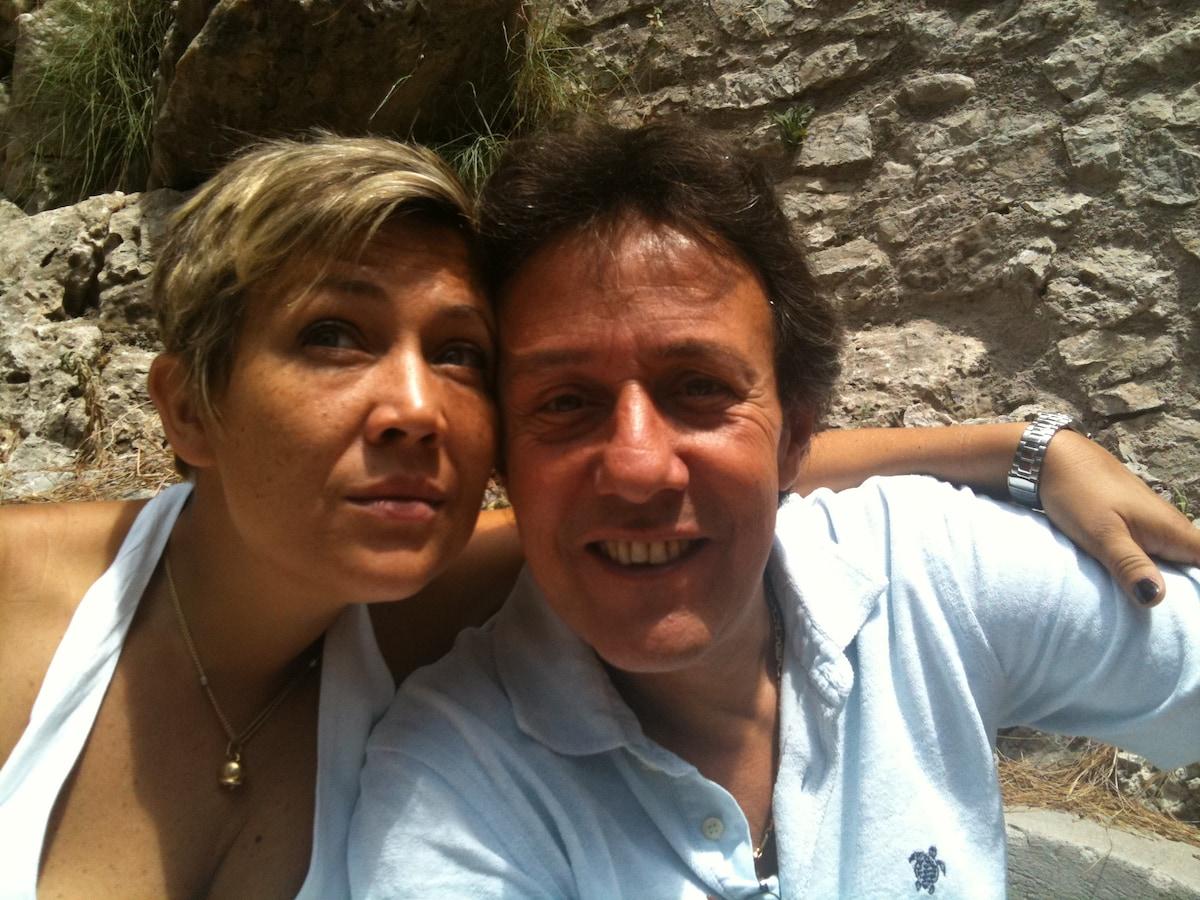 Aldo & Barbara from Rome