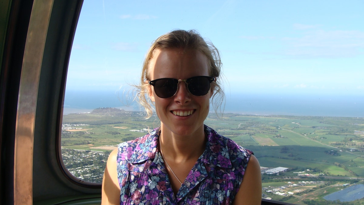 Rachael From Port Fairy, Australia