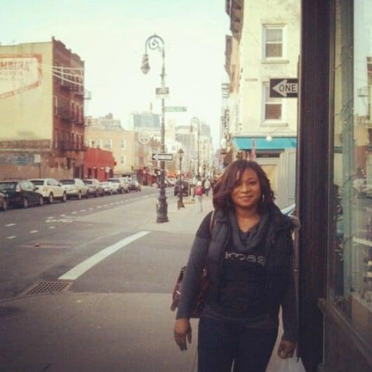 Carlene from Brooklyn