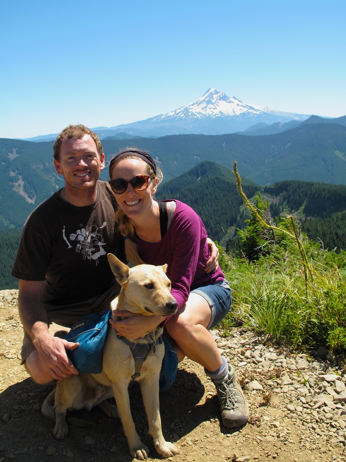 Duston & Genevieve From Portland, OR