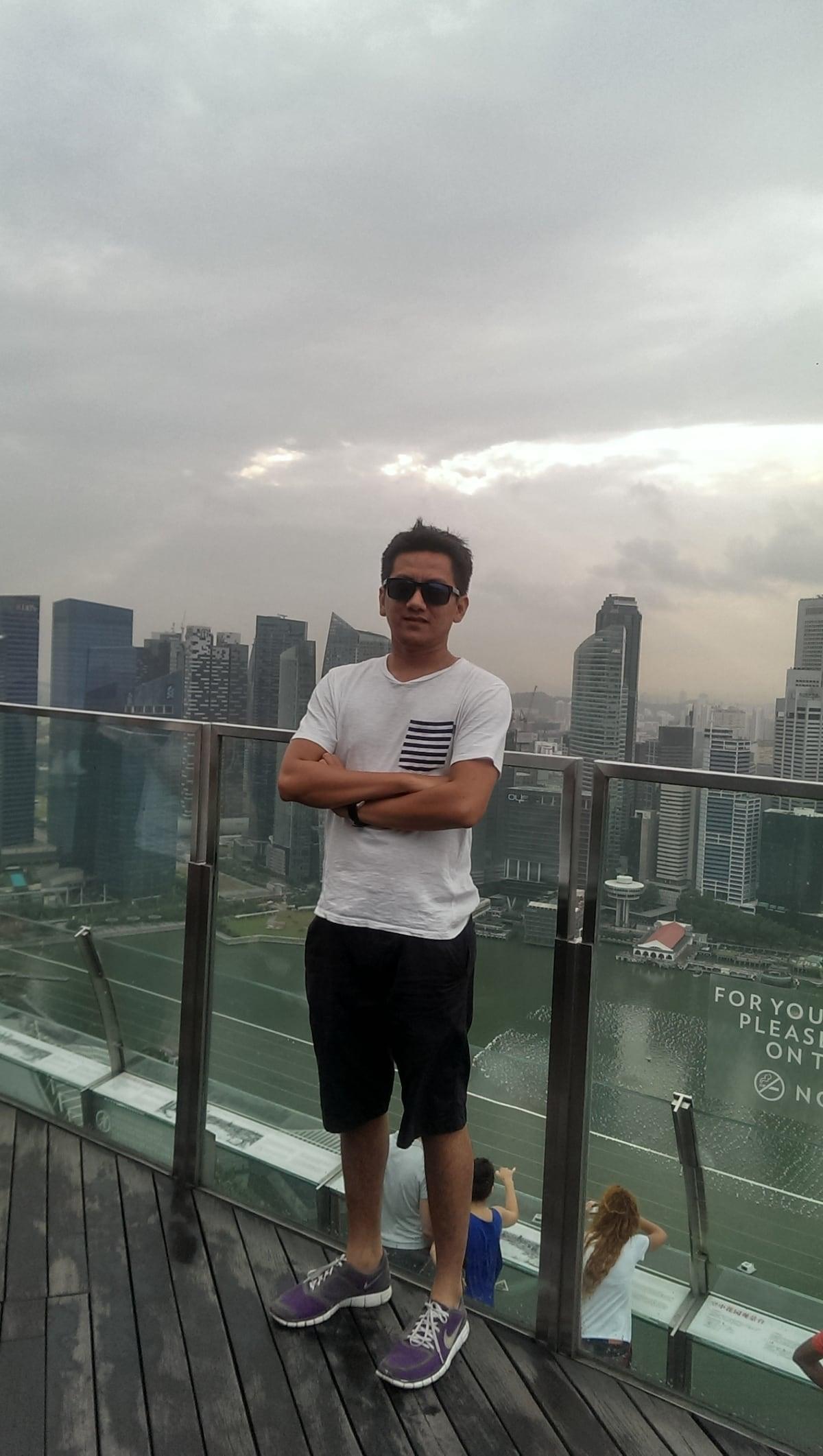 Ezrie from Penampang