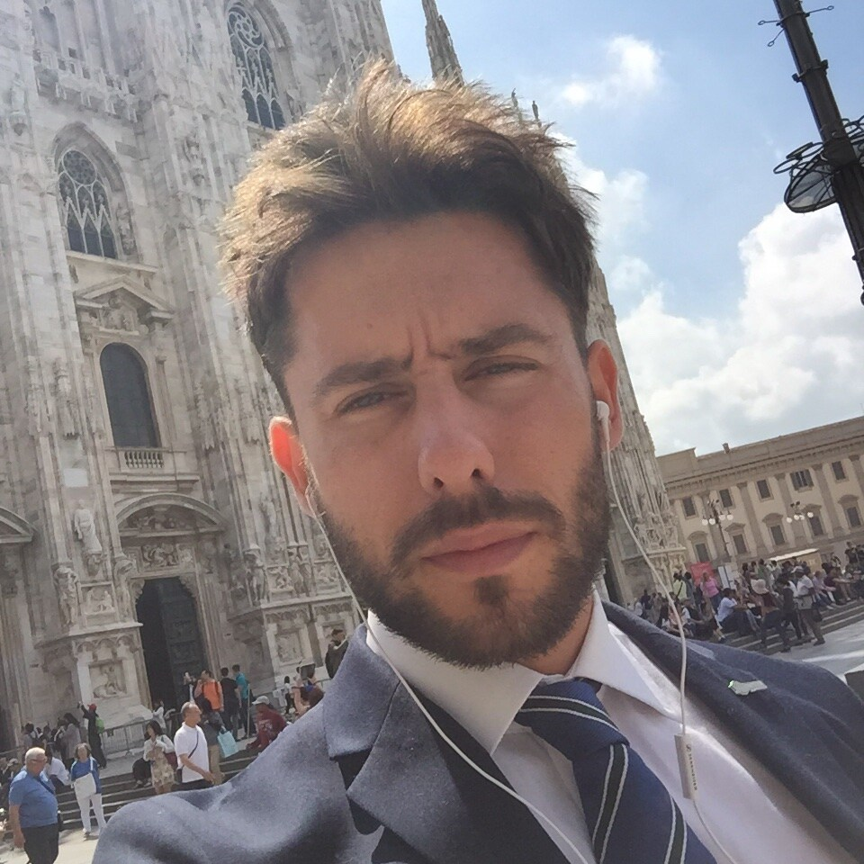 Giuseppe from Milano