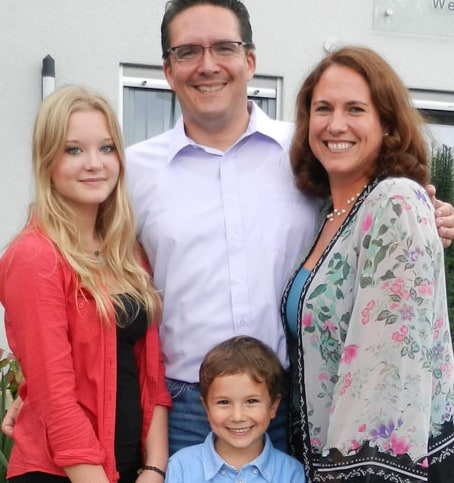 Familie Klausmann From Germany