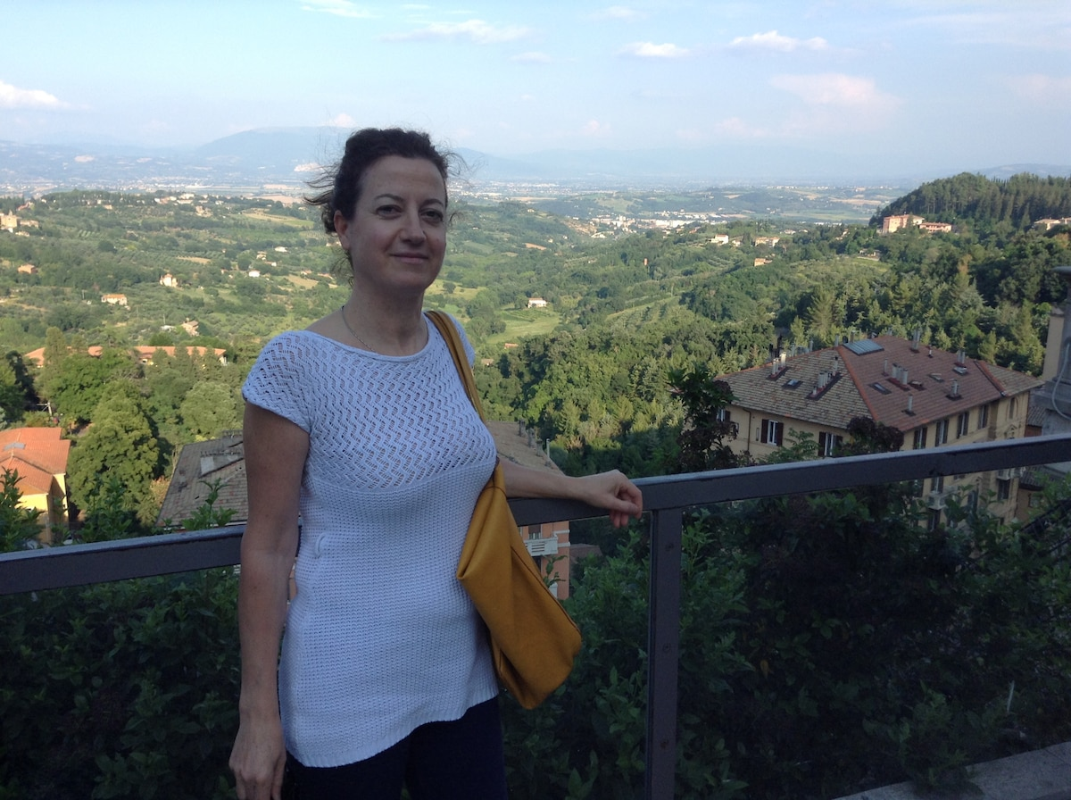 Anna Maria from Perugia