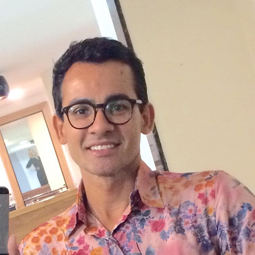 Marco Alexandre Diniz from São Sebastião