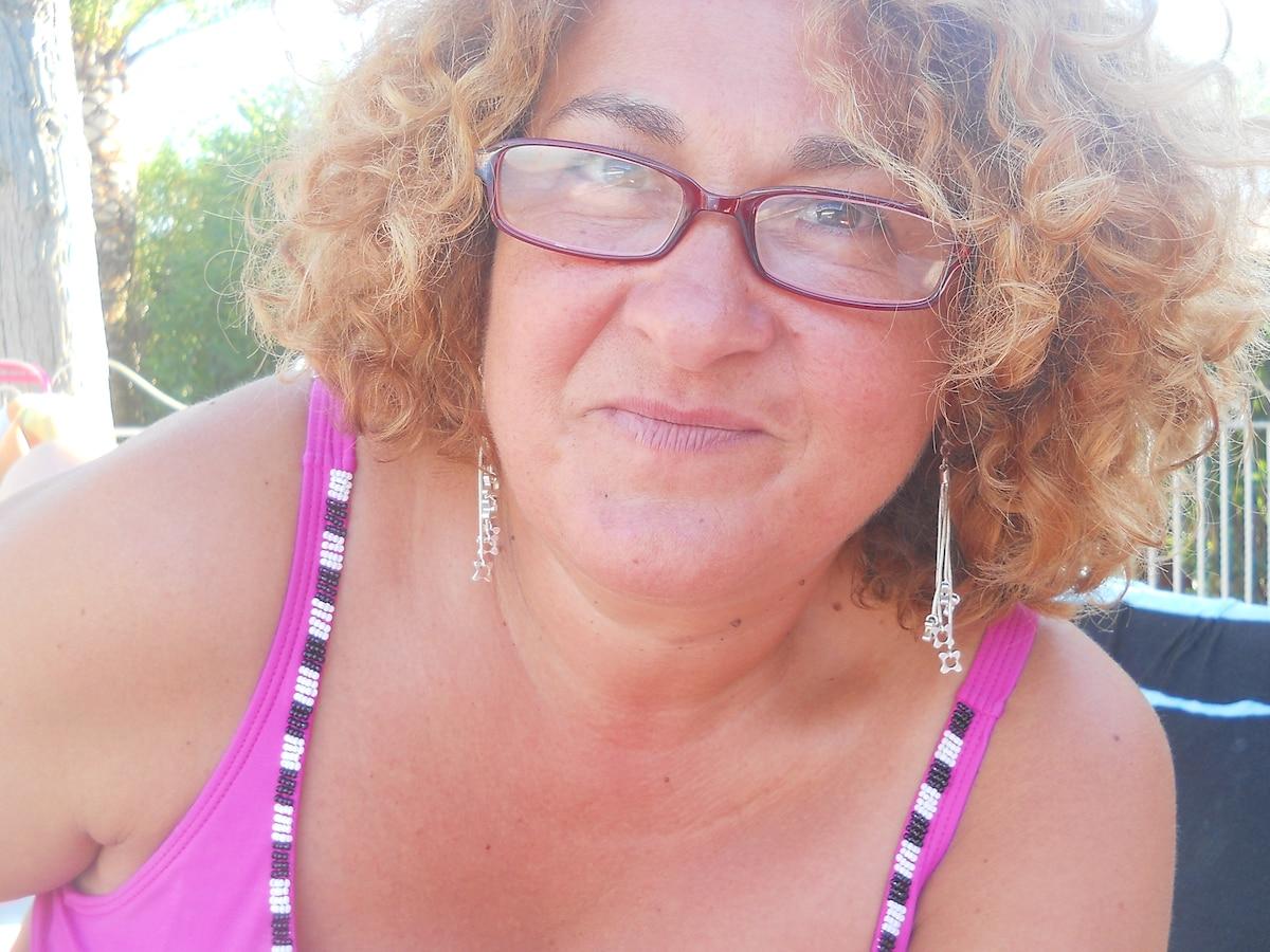 Alessandra From Ciampino, Italy