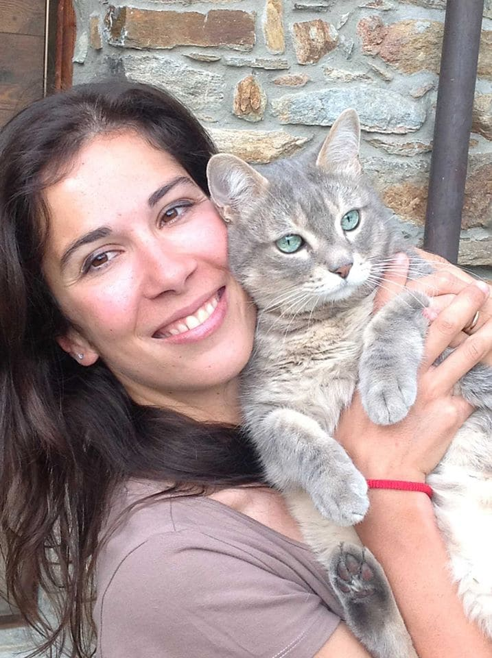 Eleonora From Gressoney-La-Trinité, Italy