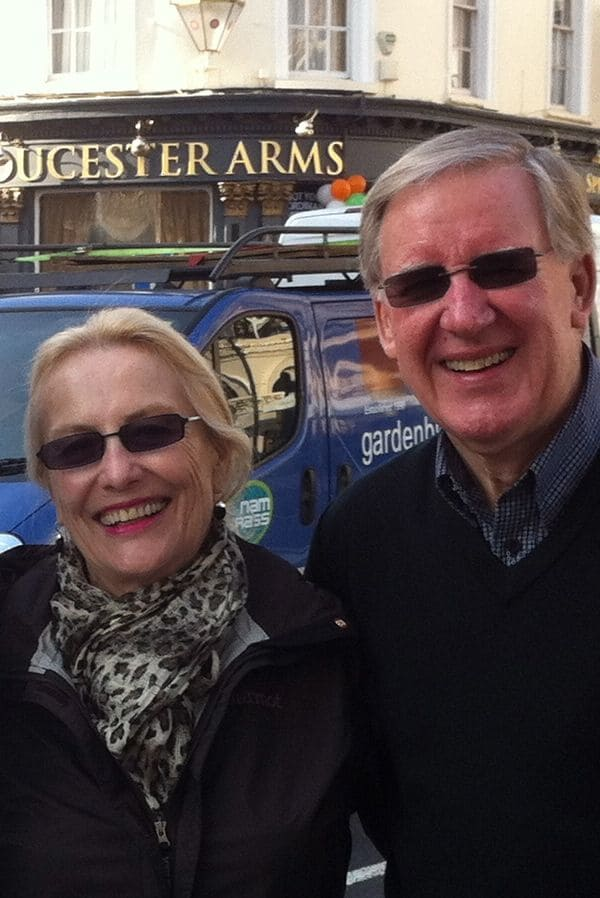 Jan And Peter From Gravenhurst, Canada